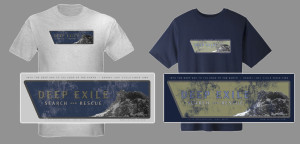 Deep Exile Search and Rescue T-Shirts