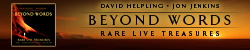 BEYOND WORDS - Rare Live Treasures